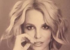 Britney Spears senza veli sui social network