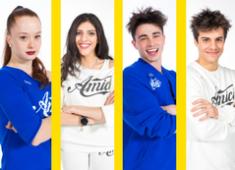 Ylenia e Dario Spada entrano con Radio 105 nelle casette dei Bianchi e dei Blu