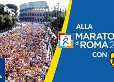 Radio 105 ti aspetta alla Maratona di Roma