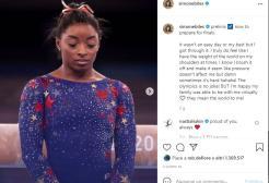 SImone Biles si ritira da tutte le competizioni olimpiche per salvaguardare la sua salute mentale