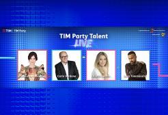 TIM Party Talent LIVE: i protagonisti della prima puntata