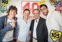 Sandro Piccinini a Europei Everyday pt. 1