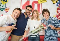 Mikaela Calcagno a Europei Everyday pt. 1