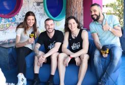 """Dario e Ylenia intervistano Andreas e Sebastian a poche ora dalla """"Finalona"""" di #Amici16"""