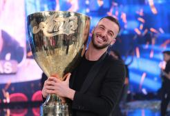#Amici16, Andreas a 105 Night Express