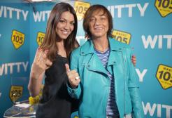 Gianna Nannini con Ylenia ad Amici 177/06/18