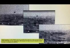 Ufo: il Pentagono conferma l'avvistamento misterioso