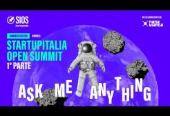 Guarda la puntata speciale di 105 Start Up #SIOS21 Summer Edition! Ask me anything!