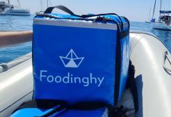 """Hai perso """"105 Start-up!""""? Riascolta la storia di Patrick George Cox, co-founder di Foodinghy"""