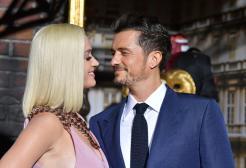 Katy Perry e Orlando Bloom, baci e passione a Venezia