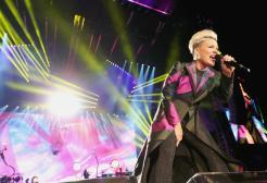 """Pink ricorda quando veniva definita """"l'anti Britney"""""""