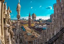 Lavorare in smart working dal Duomo di Milano? Se vinci si può