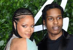 Rihanna e A$AP Rocky, un appuntamento romantico