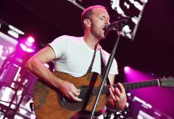 I Coldplay lanciano dallo spazio il nuovo singolo