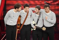 Eurovision 2022, la sigla ironica degli Eugenio in via di Gioia