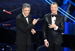 Sanremo: Amadeus e Fiorello guardano già al 2022?