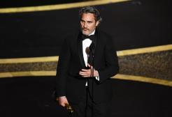 Joaquin Phoenix: mio figlio sarà libero di mangiare ciò che vuole