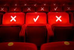 Il 27 marzo potrebbero riaprire i teatri e i cinema rispettando regole molto severe
