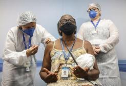 In Brasile un'intera cittadina vaccinata con il vaccino cinese CoronaVac