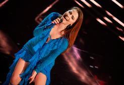 Annalisa canterà l'inno italiano alla finale di Coppa Italia