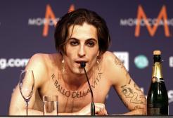Maneskin, il cantante Damiano David nudo sui social