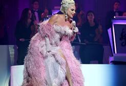 """Lady Gaga, sfoggia il suo italiano: """"Che c***o succede?"""""""