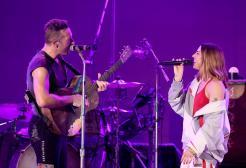 Coldplay: una cover delle Spice Girls con Mel C