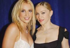 Madonna omaggia Britney Spears