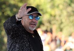 """Vasco Rossi: """"No, non assomiglio a Bruce Willis"""""""