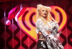 Britney Spears mostra ai fan il suo tatuaggio preferito