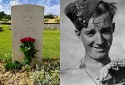 Morto durante la seconda guerra mondiale: due volontarie trovano la sua tomba solo oggi