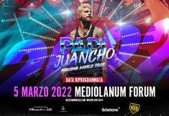 Maluma, nuova data per il live al Mediolanum Forum di Assago
