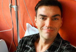 Gabry Ponte è in ospedale: deve operarsi al cuore