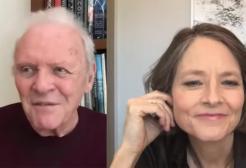 """Anthony Hopkins e Jodie Foster insieme per i 30 anni de """"Il Silenzio degli innocenti"""""""