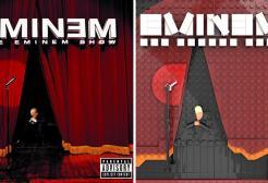 Le copertine di album storici sono state riprodotte con dei Lego