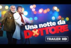"""Arriva al cinema """"Una Notte da Dottore"""", la nuova commedia di Guido Chiesa con Diego Abatantuono e Frank Matano"""