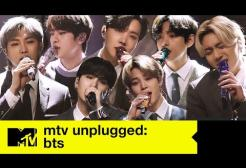 "I BTS cantano i Coldplay per ""Unplugged"""