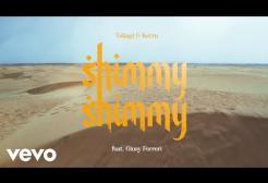 """Giusy Ferreri  con """"Shimmy Shimmy"""" balla nel deserto: il video"""