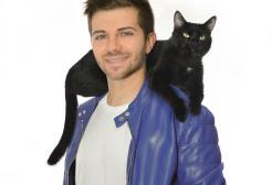 Federico Santaiti e la passione per i gatti a 105 Take Away