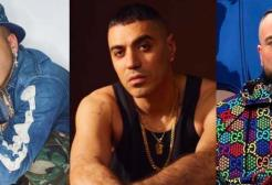 Sfera Ebbasta, Marracash e Gué Pequeno insieme a Cologno per girare un video