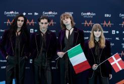 I Maneskin a 105 Mi Casa parlano della finale dell'Eurovision