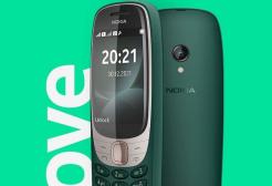 """Nokia 6310: dopo 20 anni ritorna sul mercato il telefono """"mattone"""""""