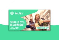 "Hai perso ""105 Start-up!""? Riascolta la storia di Claudio Gabrielli, founder di Tebikii"