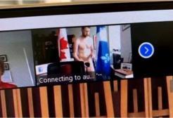 """Un deputato canadese finisce nudo in diretta su Zoom: """"un errore"""""""