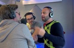 """Luca Abete a Music and Cars: """"Ragazzi, seguite l'hashtag #NonCiFermaNessuno!"""""""