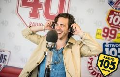 Jack Savoretti a Europei Everyday, le foto