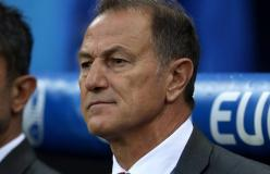 Il c.t. dell'Albania Gianni De Biasi a Europei Everyday