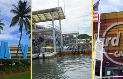 """105 Miami: con Vicky al """"Bayside Marketplace"""""""