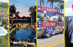 105 Miami: alla scoperta di Mar-a-Lago, il resort di Mr.Trump a Palm Beach