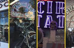 A Miami è ancora tattoo mania!